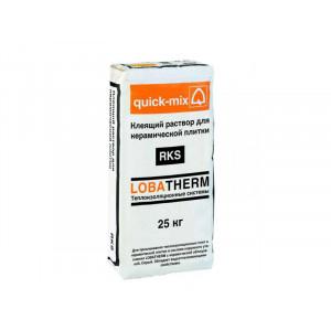 RKS Клеящий раствор для керамической плитки Quick-mix
