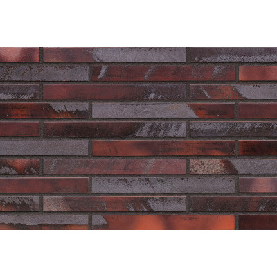 Плитка для вентилируемого фасада King Klinker LF02 Valyria stone без затирки, 287*84*22 мм