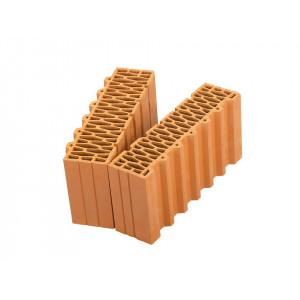 Доборный керамический блок Porotherm 44 1/2, М100, 440*250*219 мм