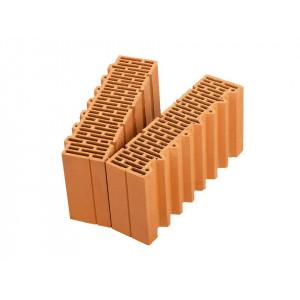 Доборный керамический блок Porotherm 51 1/2, М100, 510*250*219 мм