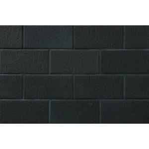 Тротуарная клинкерная плитка Stroeher 330 graphit, 240*115*18 мм