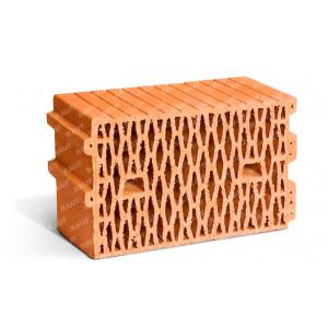 Блок керамический поризованный ЛСР (RAUF) 11,2 NF M100, 398*250*219 мм