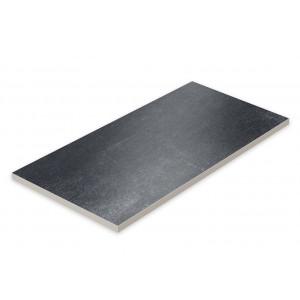 Террасные плиты Stroeher TerioTec X Profile 717 anthra, 794*394*20 мм
