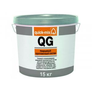 QG Кварцевый грунтовочный раствор Quick-mix