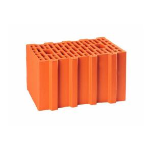 Крупноформатный керамический блок 38 Гжель 10,7 НФ, 380*250*219 мм