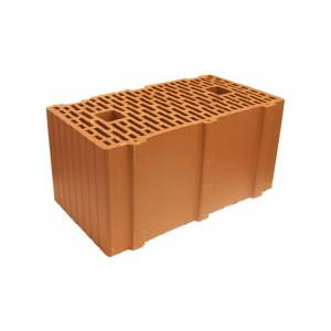 Крупноформатный керамический блок 44 Гжель 12,4 НФ, 440*250*219 мм