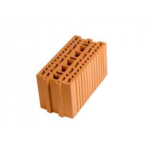 Крупноформатный керамический блок Porotherm 20, М100, 200*400*219 мм
