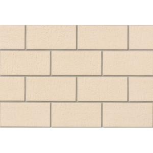 Тротуарная клинкерная плитка Stroeher 120 beige, 240*115*18 мм