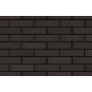 Клинкерная плитка King Klinker 18 Volcanic black, RF 250x65x10 мм