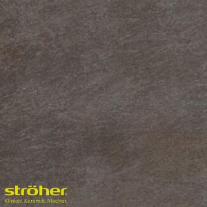Клинкерная напольная плитка Stroeher ASAR 645 giru 30x30, 294*294*10 мм