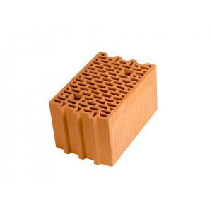 Крупноформатный керамический блок Porotherm 25, М100, 250*375*219 мм