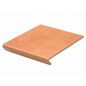 Клинкерная ступень флорентинер Euramic CADRA E 523 cotto, 9350, 340*294*11 мм