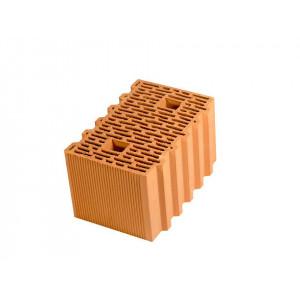 Крупноформатный керамический блок Porotherm 38, М100, 380*250*219 мм