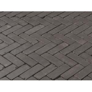 Клинкерная брусчатка Vandersanden Carbona Antika, 200*50*65 мм