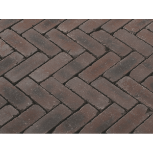 Клинкерная брусчатка Vandersanden Iseo Antika, 200*50*65 мм
