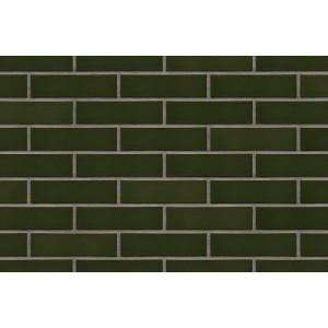 Плитка для вентилируемого фасада King Klinker 25 Green hills без затирки, 287*84*22 мм