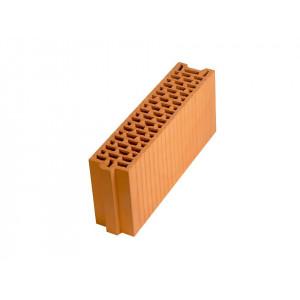 Керамический поризованный блок Porotherm 12, М100, 120*500*219 мм