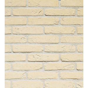 Клинкерный кирпич Vandersanden FB Creme Wit, WF 207*98*50 мм