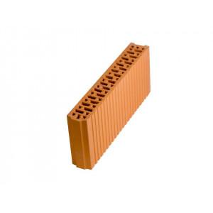 Керамический поризованный блок Porotherm8, М100, 80*500*219 мм
