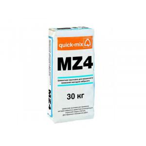 MZ 4 Цементная грунтовка для машинного нанесения методом набрызга Quick-mix