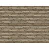 Длинная плитка (ригель) S.Anselmo Corso CATS, 500*40*25 мм