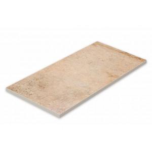 Террасные плиты Stroeher Gravel Blend 961 brown, 794*394*20 мм