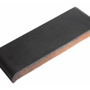 Керамическая парапетная плитка КР20 графит