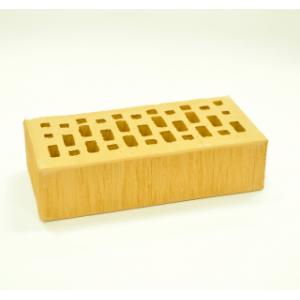 Керамический пустотелый кирпич Соломенный тростник гладкий 250*120*65 мм