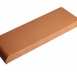 Керамическая парапетная плитка КР20 красный