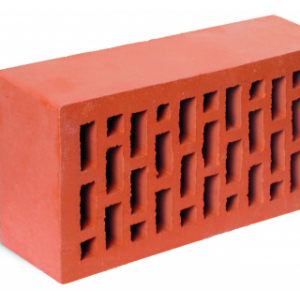 Керамический кирпич красный гладкий 250*120*65 мм