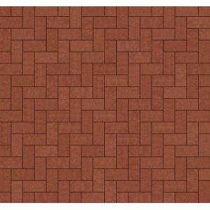 Тротуарный клинкер RT 60 Rot nuanciert 240*118*52 мм