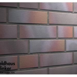 Фасадная термопанель с клинкерной плиткой Feldhaus Klinker R386NF14 40мм с ППУ