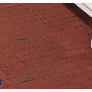 Тротуарный клинкер RT 30 Rot nuanciert 228*108*54 мм