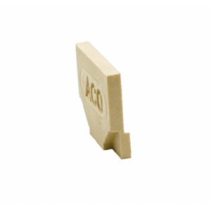 ACO 38504 Торцевая заглушка из полимербетона глухая для каналов ACO SELF Euroline