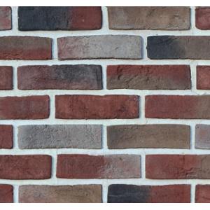 Фасадный облицовочный декоративный кирпич Кембридж 06-16