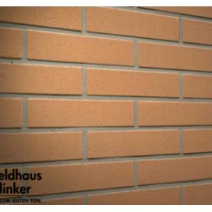Фасадная термопанель с клинкерной плиткой Feldhaus Klinker R206NF9 20мм с ППУ