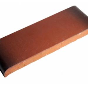 Керамическая парапетная плитка КР30 ольха