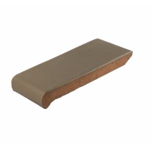 Клинкерный подоконник коричневый 180