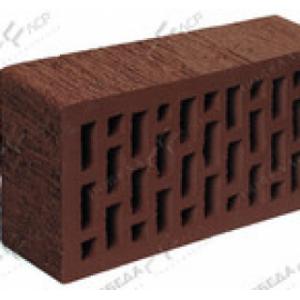 Керамический кирпич коричневый тростник 250*120*65