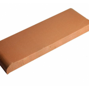 Керамическая парапетная плитка КР30 красный